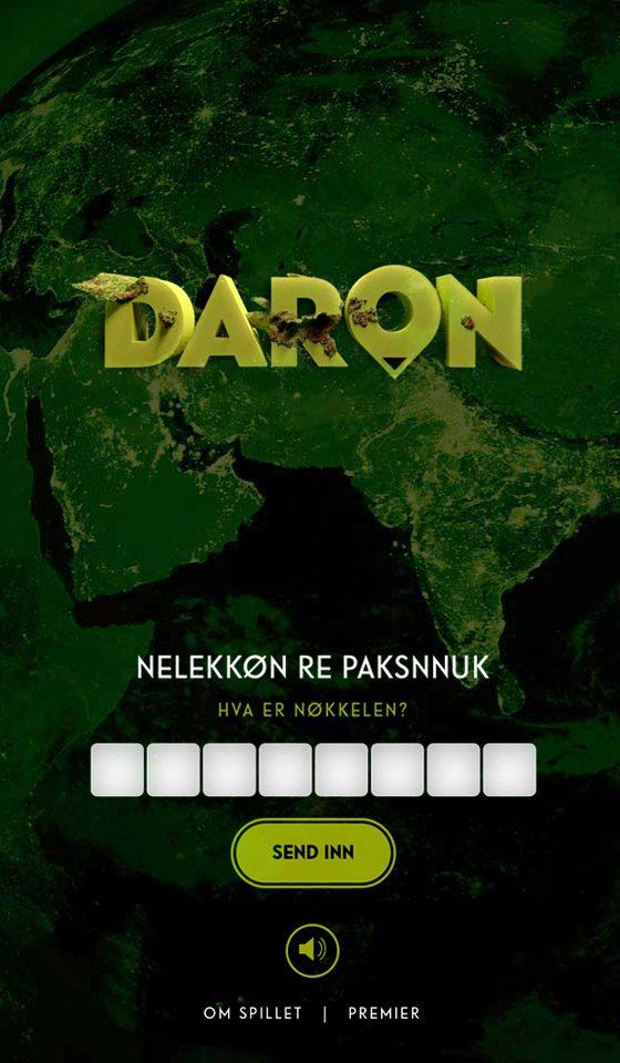 Mobil skjermbilde av Norad – Daron