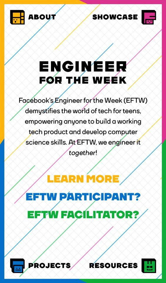 Mobil skjermbilde av Facebook`s EFTW