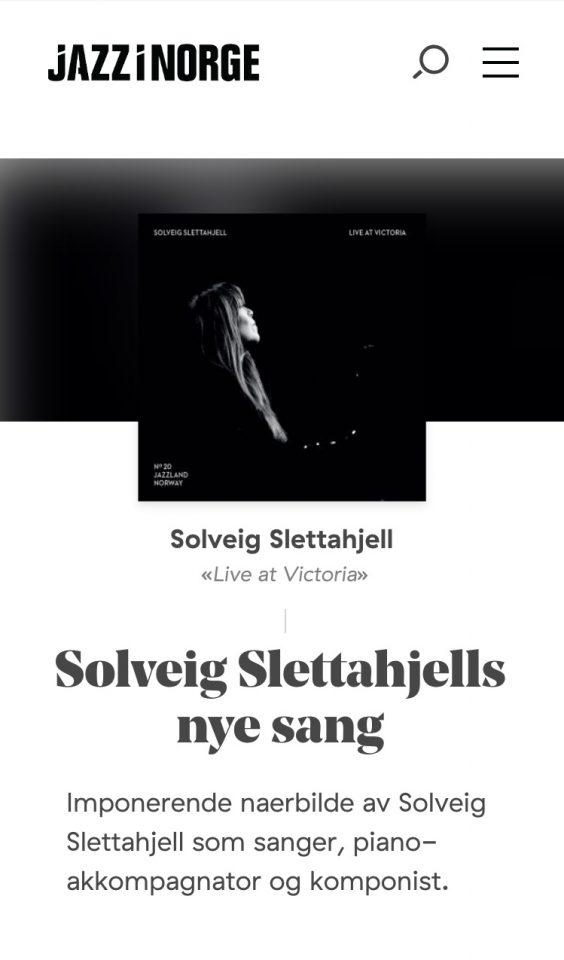 Mobil skjermbilde av Jazz i Norge
