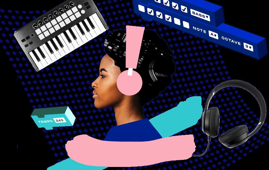 Logo for Beats Unlocked