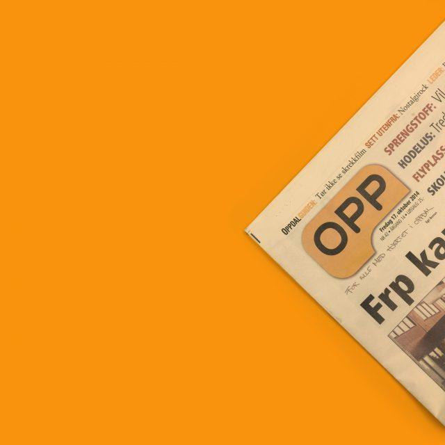 Mediehuset OPP