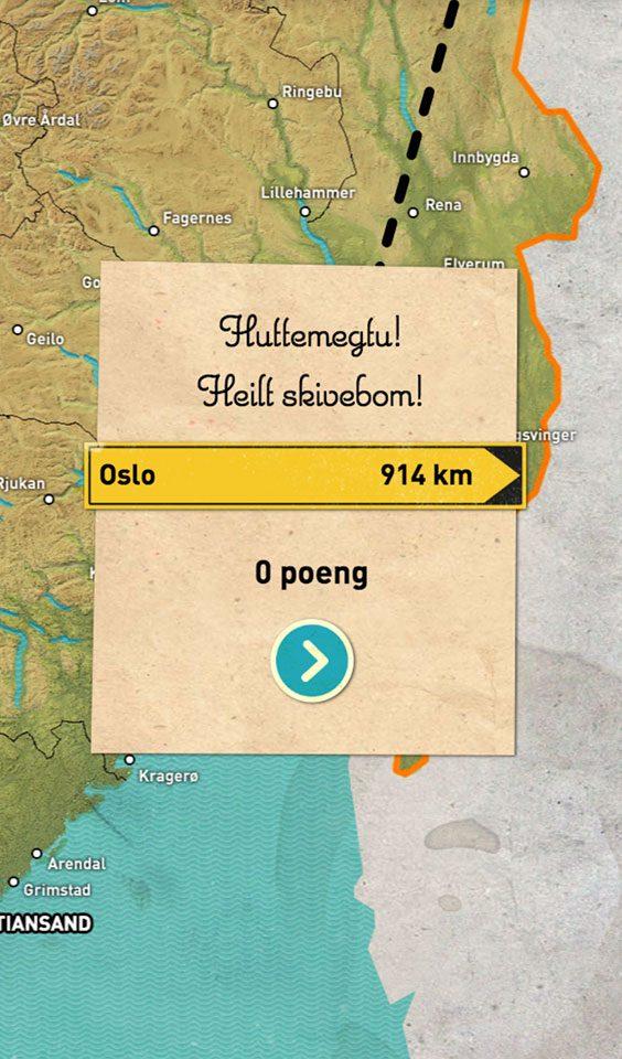 Mobile screenshot of Vossafår