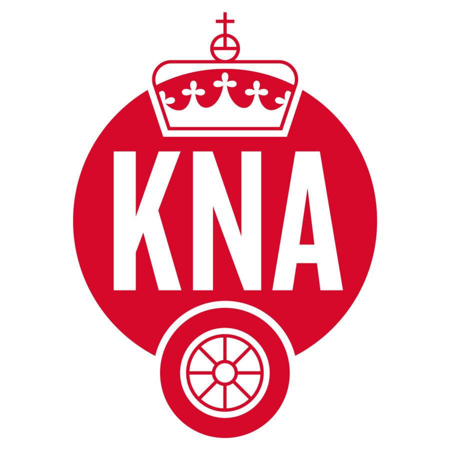 Logo for KNA