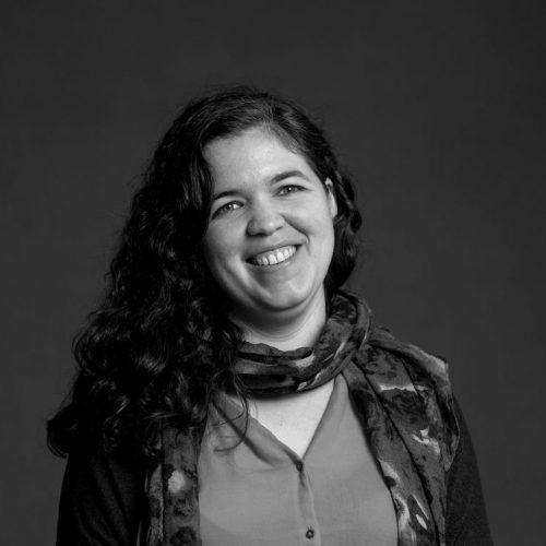 Portrett av Alicia Harris, fullstack-utvikler i Dekode