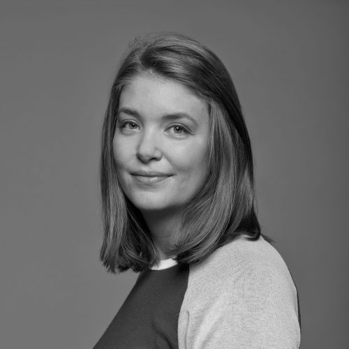 Portrett av Trine Færaas, backend utvikler i Dekode