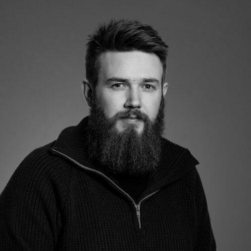 Portrettbilde av Petter Walbø Johnsgård Frontend-utvikler i Dekode