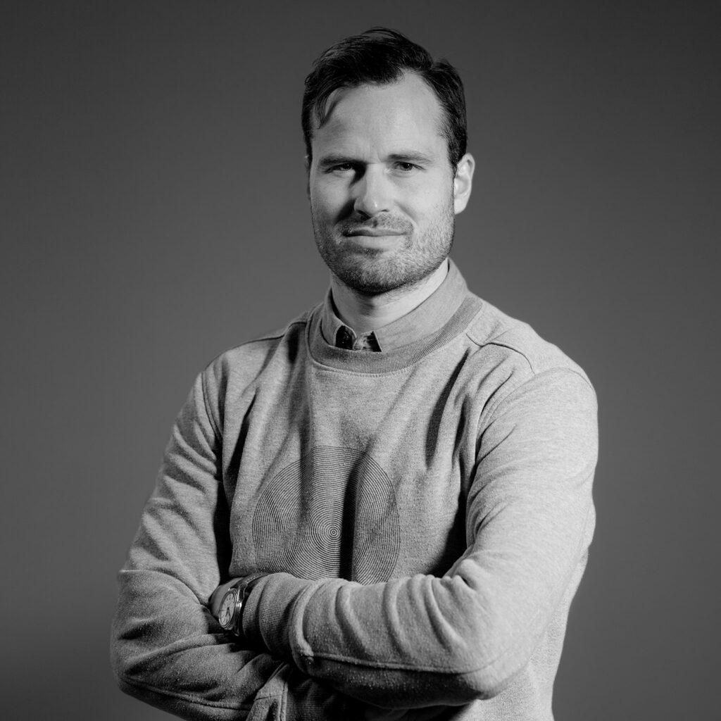 portrett av Kristian Sveholm