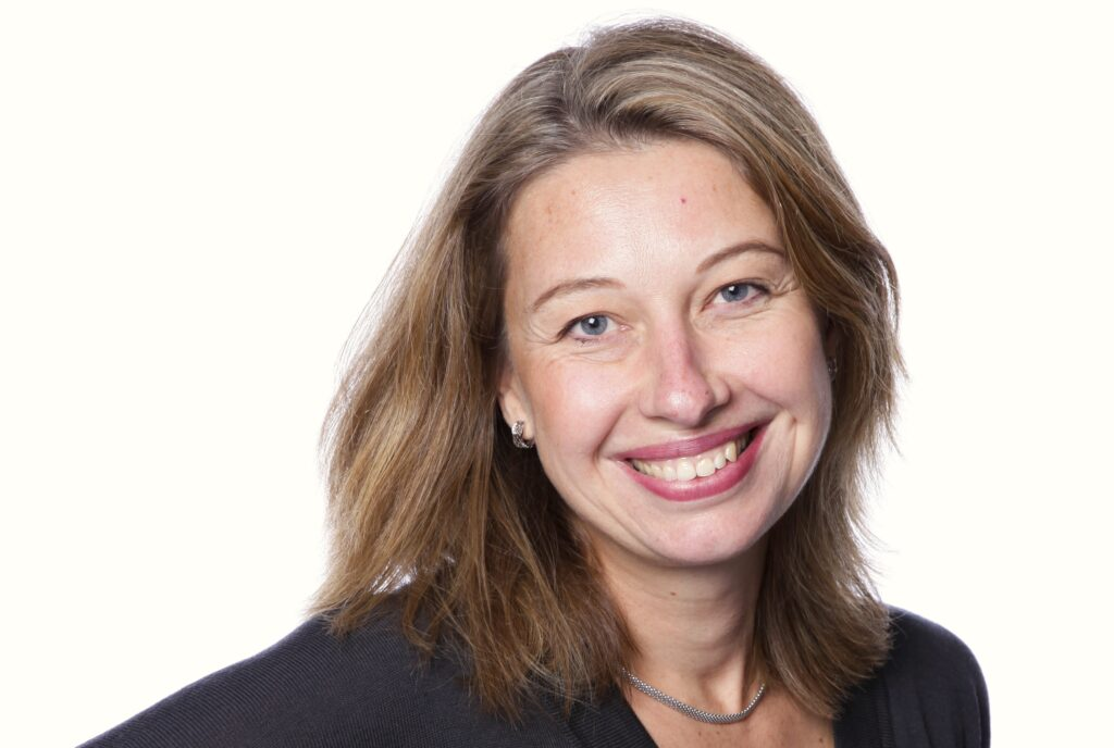 Portrettfoto: Silvija Seres, som gir oss sine 10 bud for digitalisering.